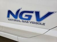 Honda Civic NGV Sticker