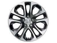 Honda CR-V 17-In 10-Spoke Alloy Wheels - 08W17-T0A-100B