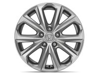 Honda CR-V 17 Inch 10 Spoke Alloy Wheel - 08W17-T0A-101A