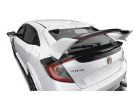 Honda Civic Wing Spoiler