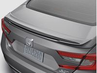 Honda Accord Decklid Spoiler;Exterior color :unavailable - 08F10-TVA-130