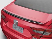 Honda Accord Decklid Spoiler;Exterior color :Radiant Red Metallic - 08F10-TVA-170