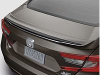 Honda Accord Decklid Spoiler;Exterior color :Kona Coffee Metallic - 08F10-TVA-1A0