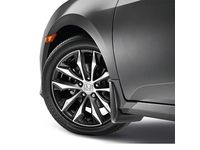 Honda Civic Splash Guards