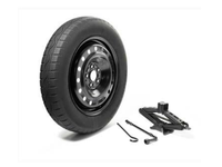 Honda Civic Full-Size Spare Wheel
