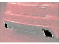 Honda Civic Aero Kit Rear
