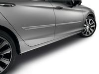 Honda Accord Hybrid Body Side Molding;Exterior color :Basque Red Pearl II - 08P05-T2A-170