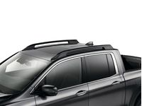 Honda Ridgeline Roof Rails  Black (for Crossbars) - 08L02-T6Z-101