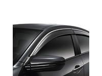 Honda Insight Door Visors - 08R04-TBA-101
