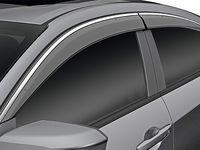 Honda Insight Door Visors  4D - 08R04-TBA-100