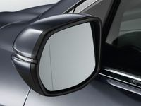Honda Expanded View Mirror (Lx Only) - 76253-TLA-305
