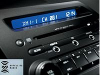 Honda Civic XM Satellite Radio