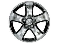 "Honda CR-V 17"" 5-Spoke Chrome-Look Alloy Wheels - 08W17-SWA-100"