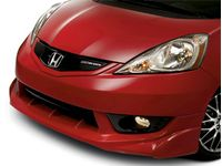 Honda Mugen Front Under Spoiler (Orange Revolution Metallic-Exterior) - 71110-XTK-000ZH
