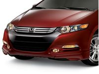 Honda Insight Front Under Body Spoiler (Crimson Pearl-Exterior) - 08F01-TM8-1K0