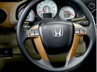 Honda Pilot Steering Wheel Trim, Light Wood - 08Z13-SZA-140A