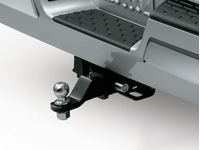 Honda Ridgeline Trailer Hitch - 08L92-SJC-100