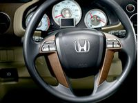 Honda Pilot Steering Wheel Trim, Dark Wood - 08Z13-SZA-130B