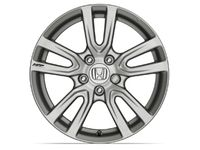 Honda Civic 17 Inch Painted Finish Alloy Wheel - 08W17-TR0-100