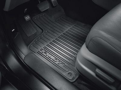 Gray Custom Fit Car Mat 4PC 1604142 PantsSaver