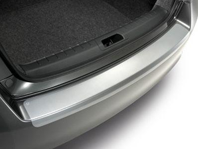 Honda Genuine Accessories 08P48-TA0-100 Rear Bumper Protector