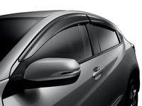 08R04-T6Z-100 Genuine OEM Honda Ridgeline Door Visor Kit 2017