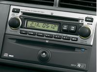 Honda 6 Disc In-Dash CD Changer - 08A06-4E1-200