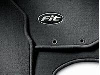 Honda Fit Floor Mats Genuine Honda Fit Accessories