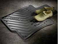 Honda 08P13-TP6-110 All-Season Floor Mats