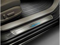 Honda 08e12ta0120a Illuminated Door Sill Trim Ivory Interior