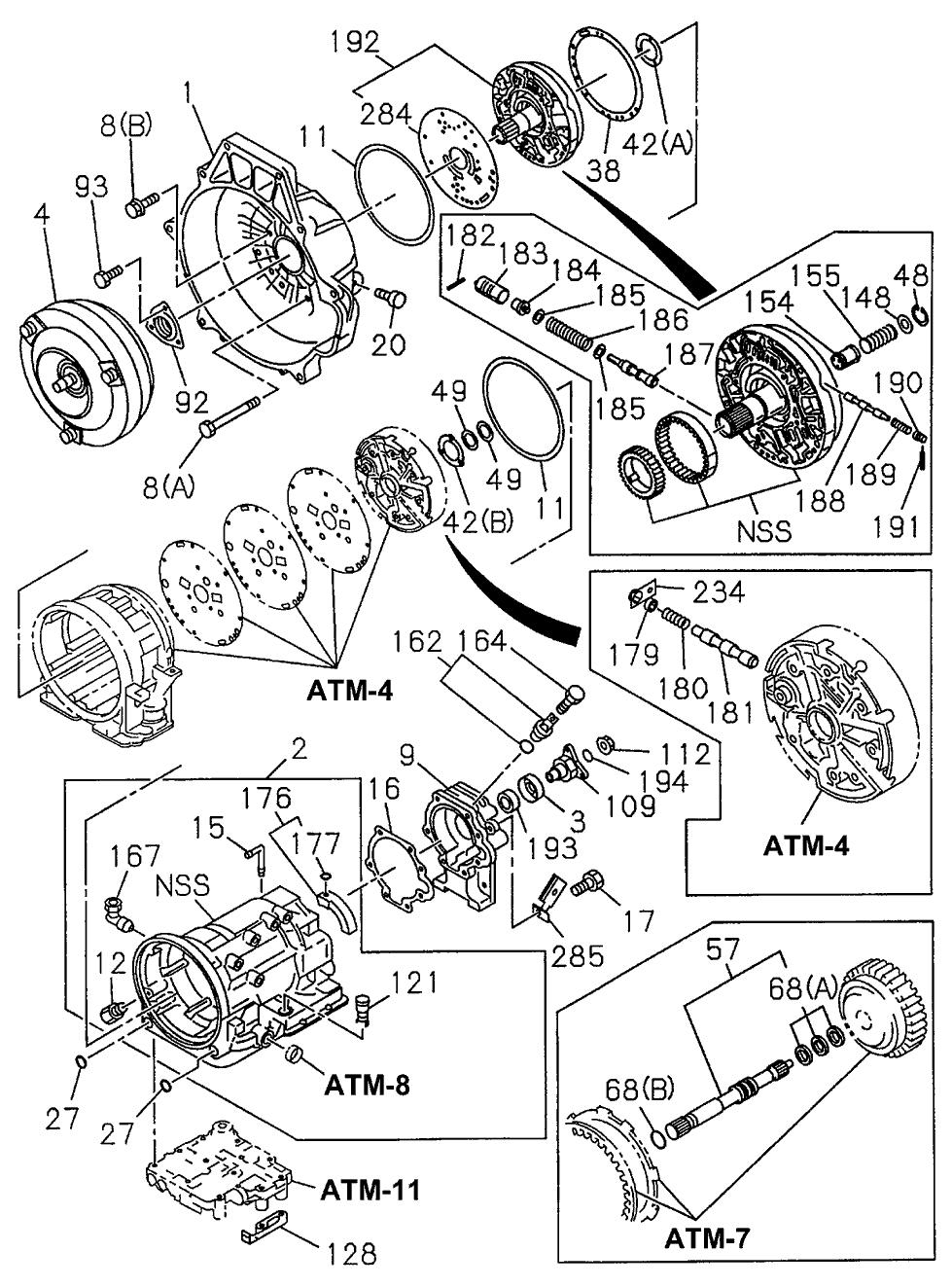 8-96013-953-0 - Genuine Honda Ring, Oil Seal