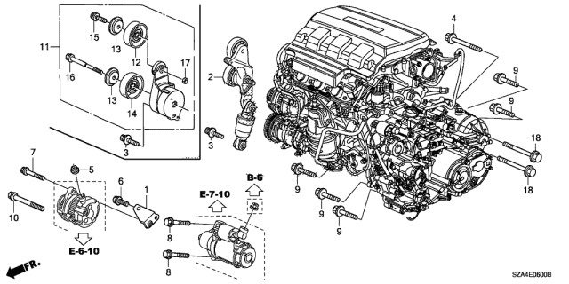 2009 Honda Pilot Engine Diagram Wiring Diagrams Energy Metal A Energy Metal A Alcuoredeldiabete It