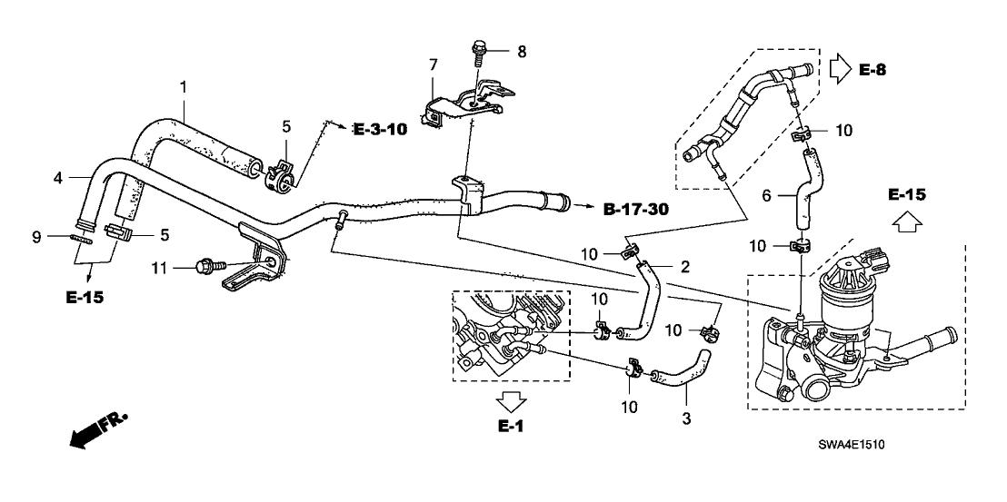 2007 Honda Cr V Engine Diagram - Wiring Diagrams