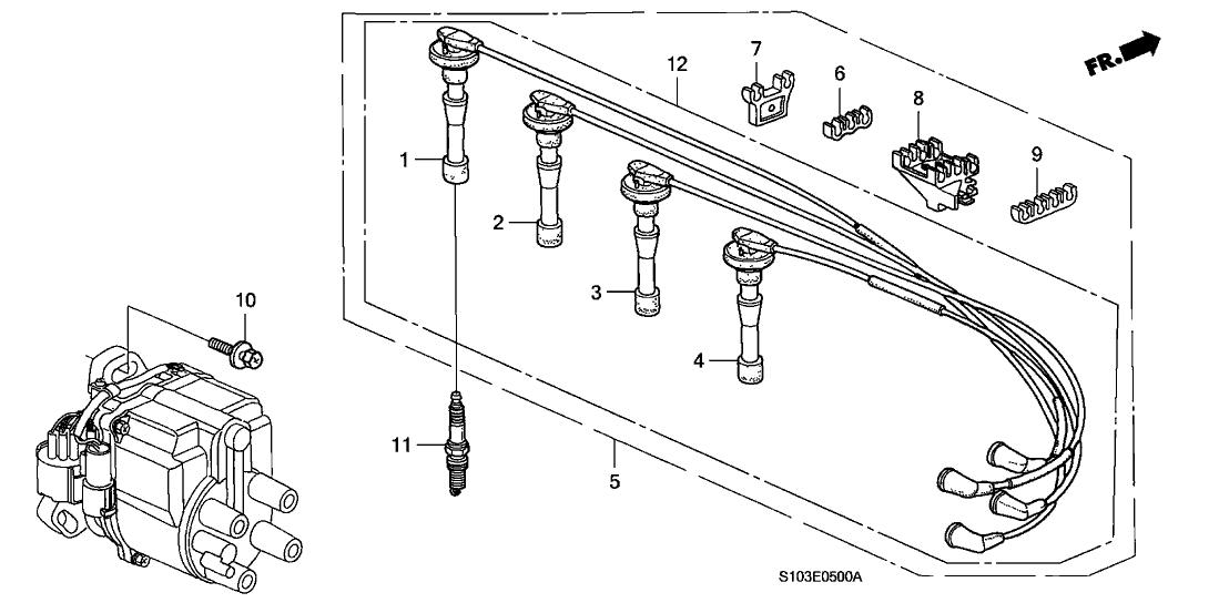 2000 Honda Crv Wiring Diagram from www.hondapartsnow.com