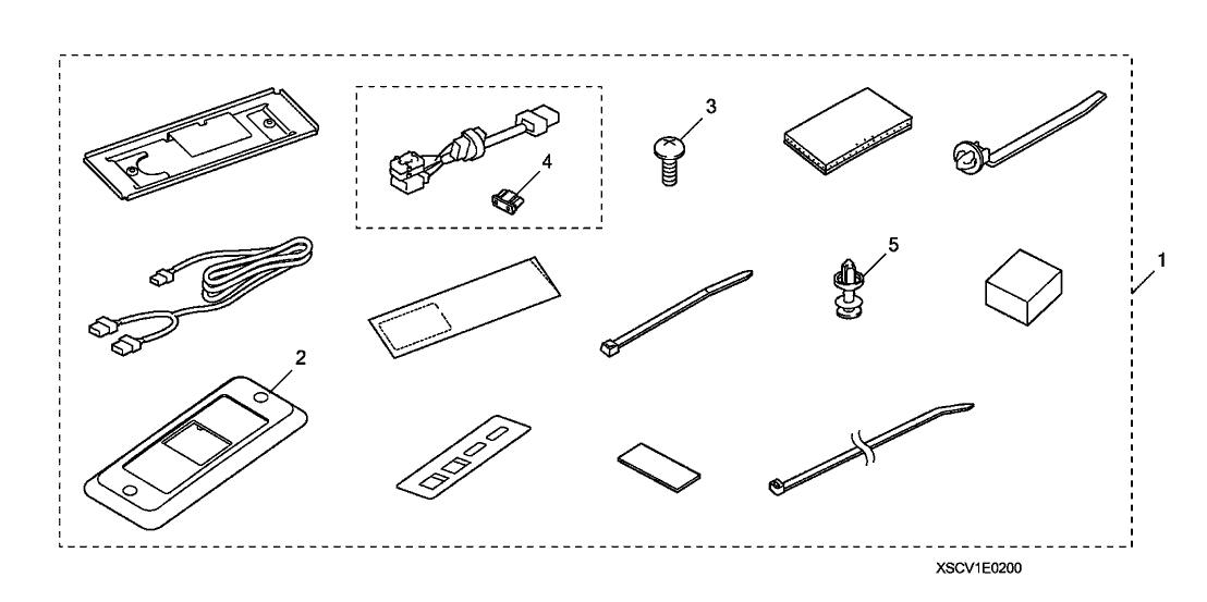 08e02 scv 131 genuine honda parts. Black Bedroom Furniture Sets. Home Design Ideas