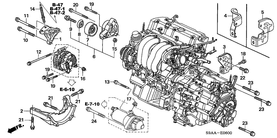 honda 11910 ppa 000 Honda CR-V Engine Problems