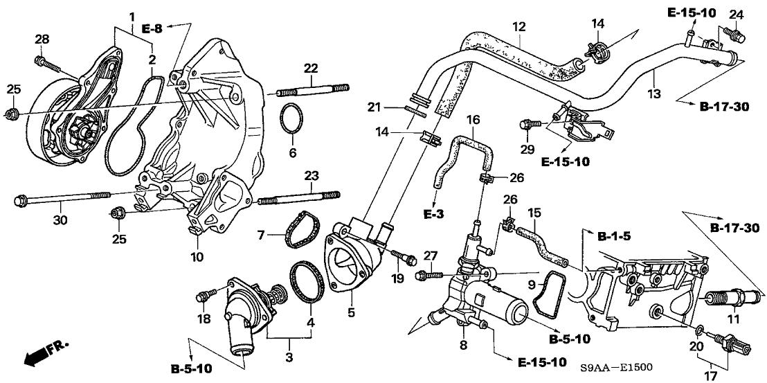 honda 19510 ppa a00 Honda CR-V Engine Problems