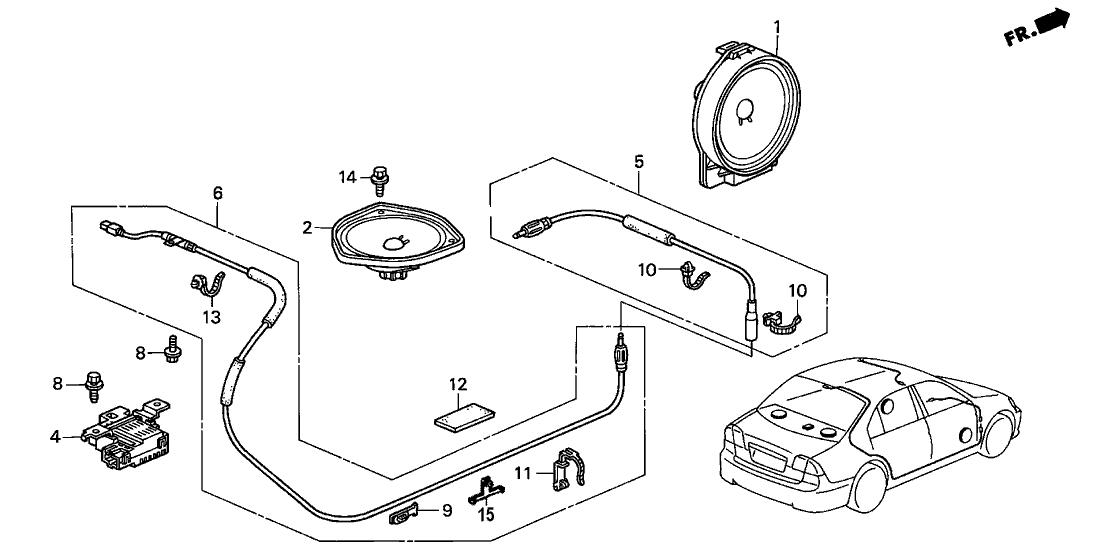 Wiring Diagram PDF: 2002 Honda Civic Srs Wire Diagram