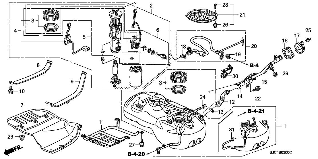 Honda Ridgeline Fuel Filter Wiring Diagram Visual Visual Cfcarsnoleggio It