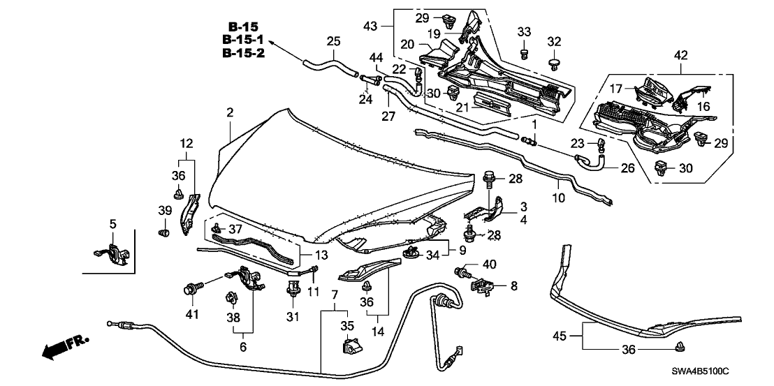 2009 Honda Cr V Engine Diagram - Wiring Diagrams