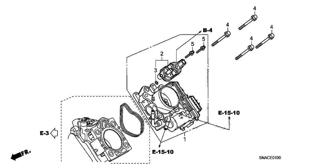 Honda 16400-RNA-A01