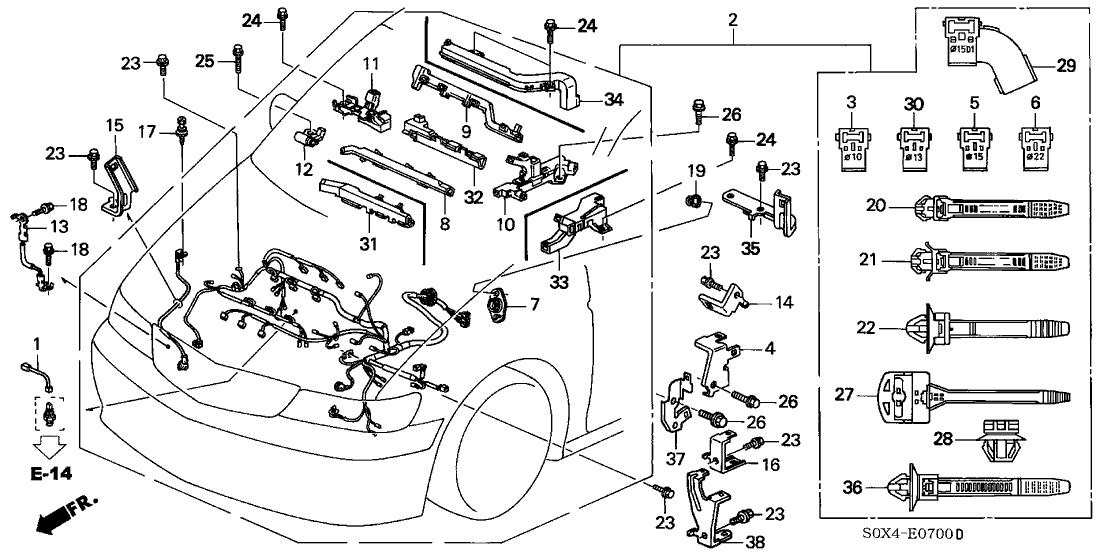 diagram honda odyssey wiring harness diagram full version