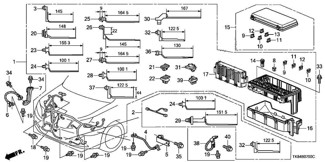 2013 Odyssey Wiring Diagram
