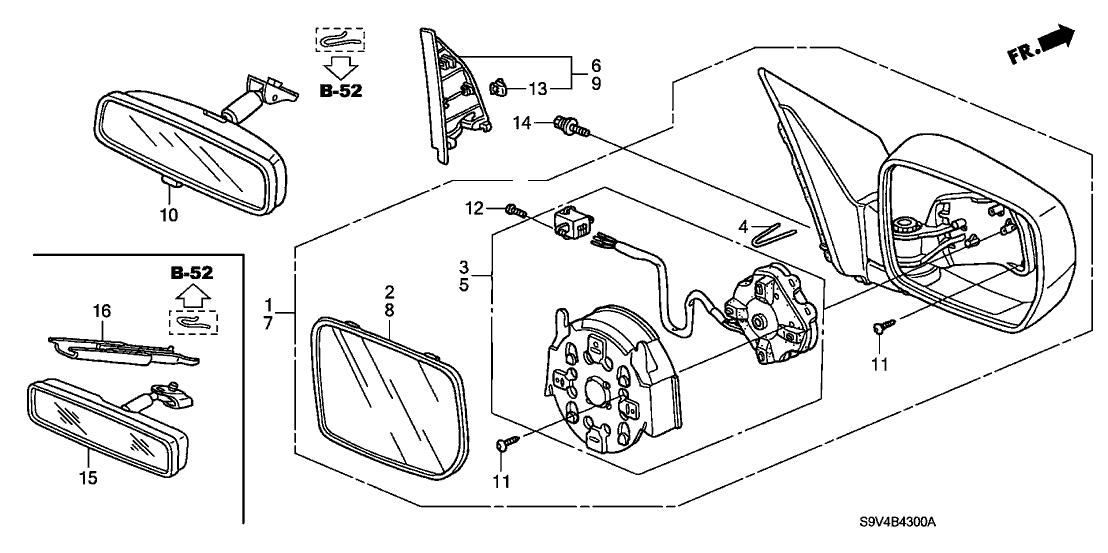 Circuit Electric For Guide: 2007 honda pilot engine diagram