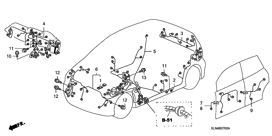 DIAGRAM] Wiring Diagram Honda Fit 2008 FULL Version HD Quality Fit 2008 -  BPMDIAGRAMS.DSIMOLA.ITDsimola.it