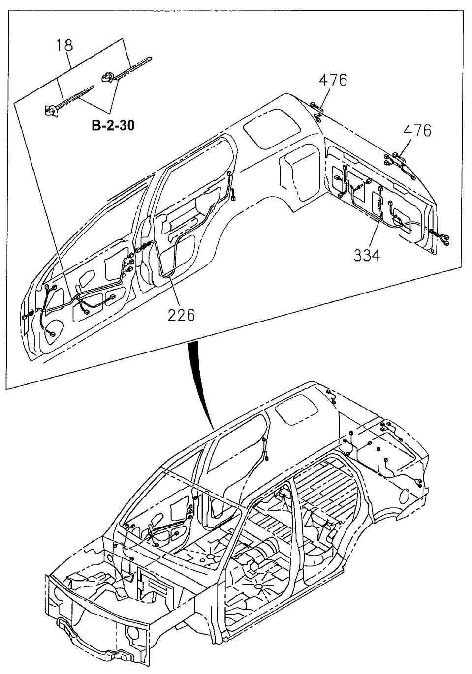 1998 Honda Passport Fuel Pump Wiring Diagram
