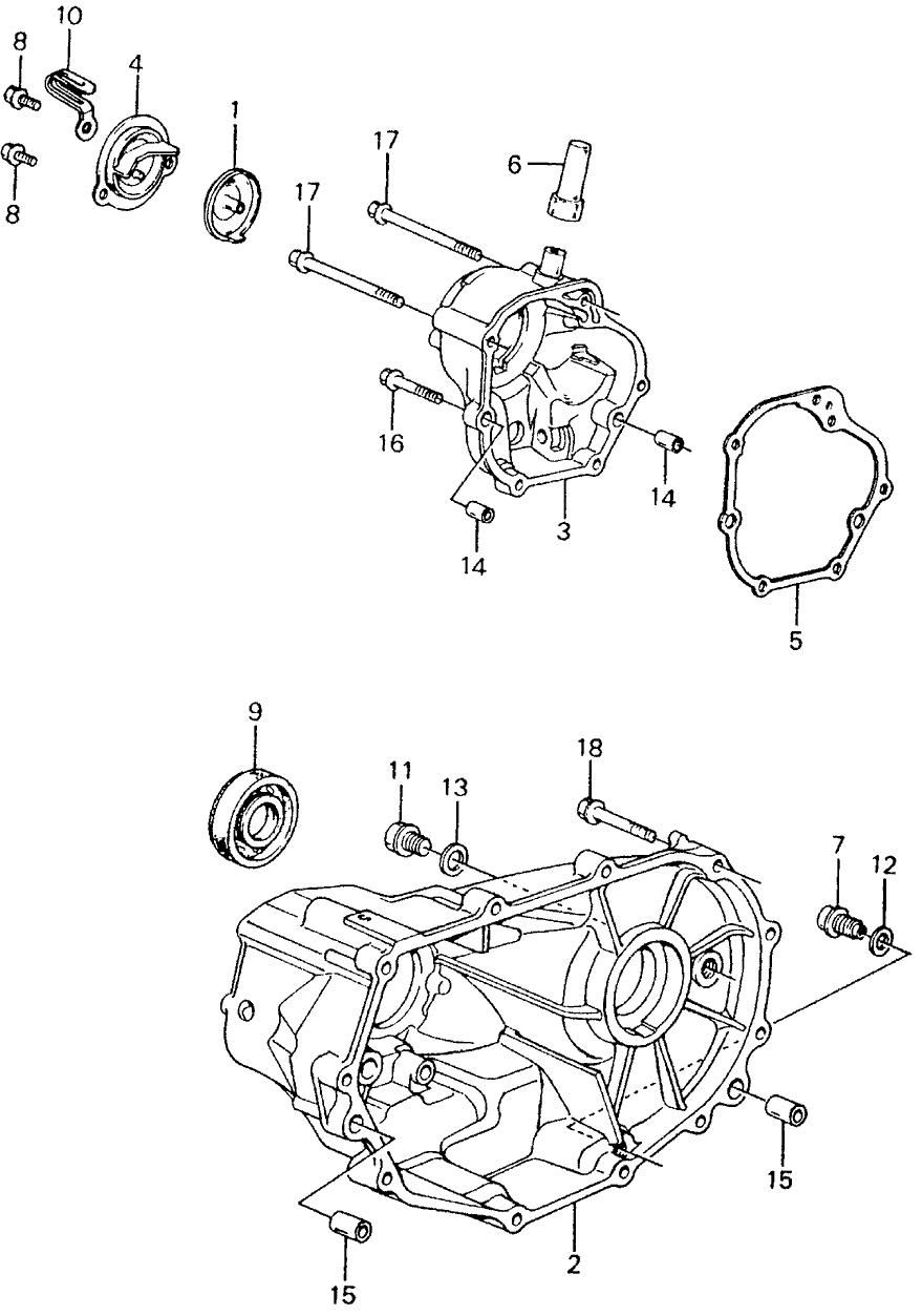 Honda 91205-611-003