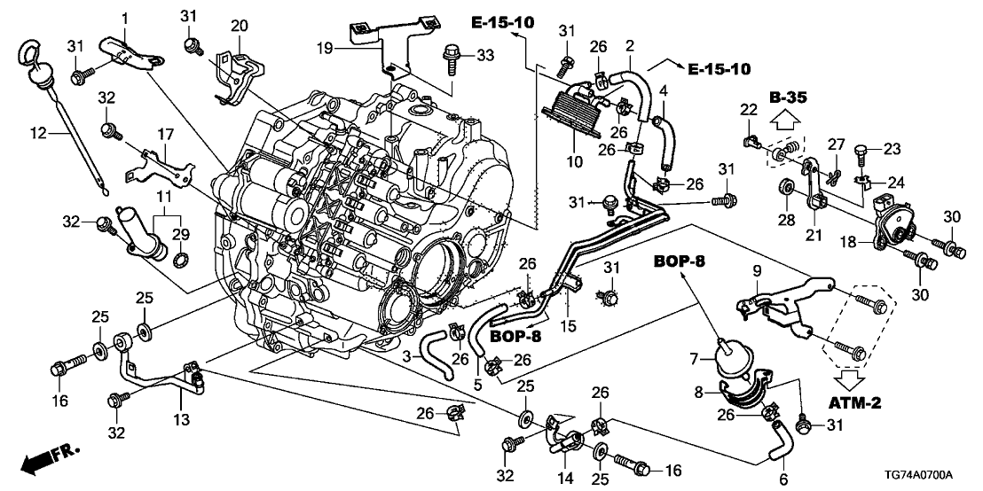 Wiring Diagram Moreover Honda Accord Transmission Filter On Honda