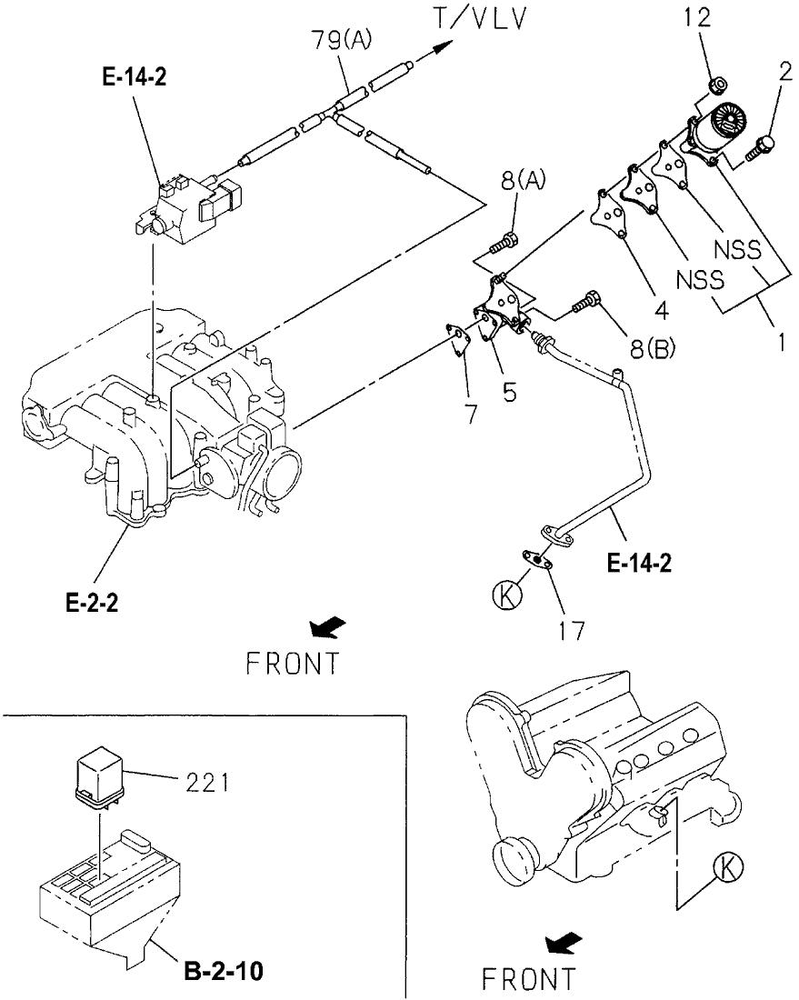 1996 Honda Passport Engine Diagram - Wiring Diagram Schema
