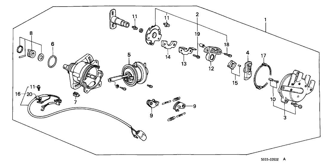 Hitachi Carb Diagram - Wiring Schematics